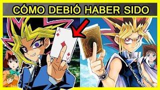 Cómo DEBIÓ HABER SIDO Yu-Gi-Oh!