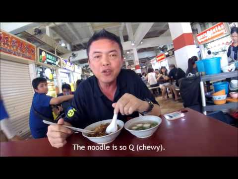 Local Expert Ep 1: Jason's Top 5 Favourite Food in Albert Centre Market & Food Centre