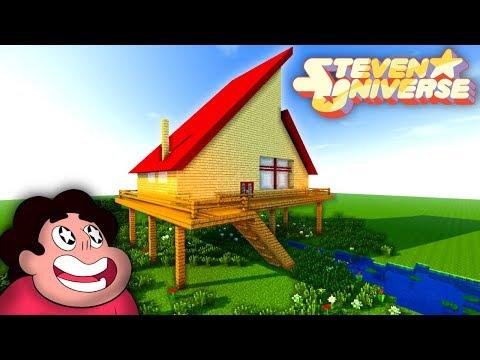 Casa de steven universe vs casa de ben 10 minecraft doovi for Como hacer la casa de plantas vs zombies en minecraft