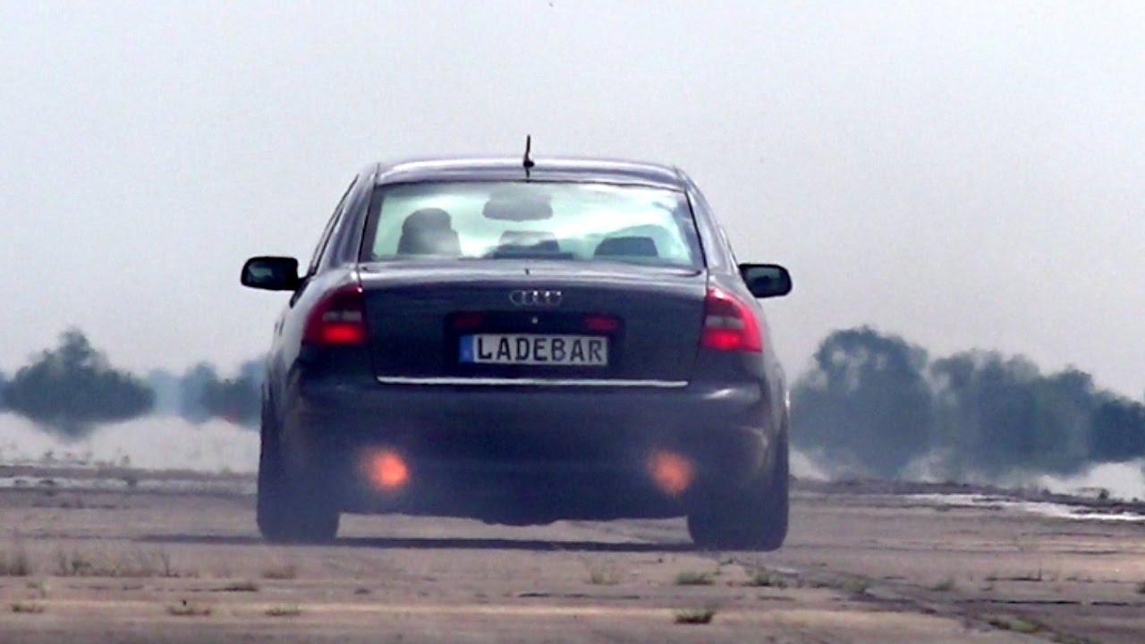 Audi A6 C5 Biturbo Tuning 800 Hp Acceleration Sound Youtube