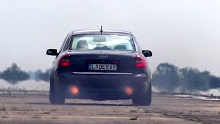 Audi A6 C5 Biturbo Tuning 800 HP Acceleration Sound