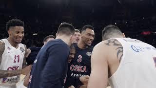 Final CSKA - Efes. Report / Финал ЦСКА - «Эфес». Репортаж