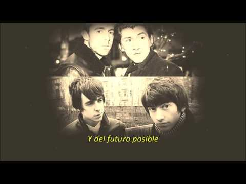The Last Shadow Puppets - Dream Synopsis (Subtitulado al español)