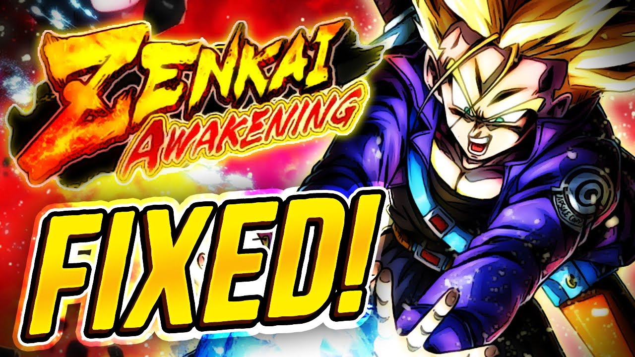 This Is AMAZING! Zenkai Awakening Is FINALLY Fixed! F2P Players Rejoice! - Dragon Ball Legends