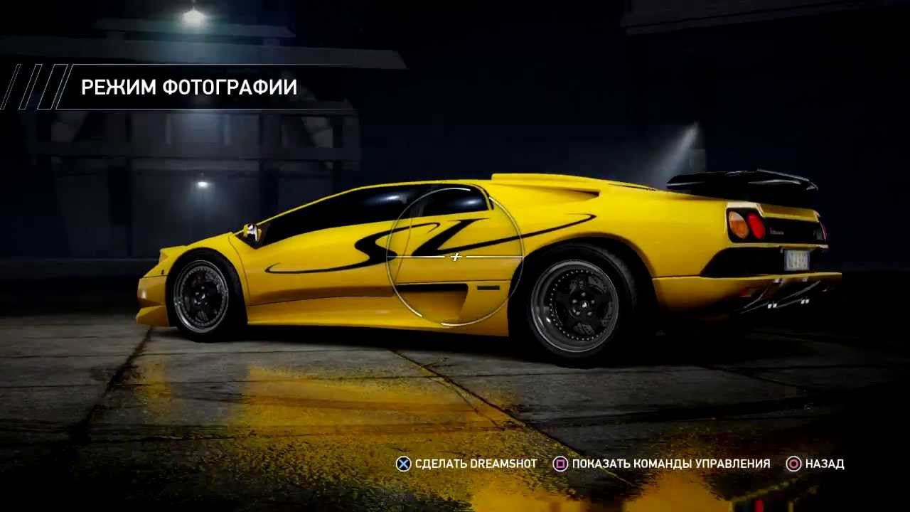 Need For Speed Hot Pursuit Lamborghini Untamed Pack на русском Ps3 Youtube