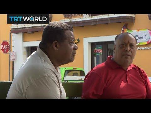 Puerto Rico referendum: Voters to decide on political status
