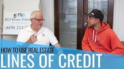 Unsecured Real Estate Line of Credit - Using Business Credit for Investment Properties