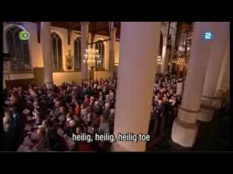 Nederland Zingt Grote God Wij Love U Songtexten Engels