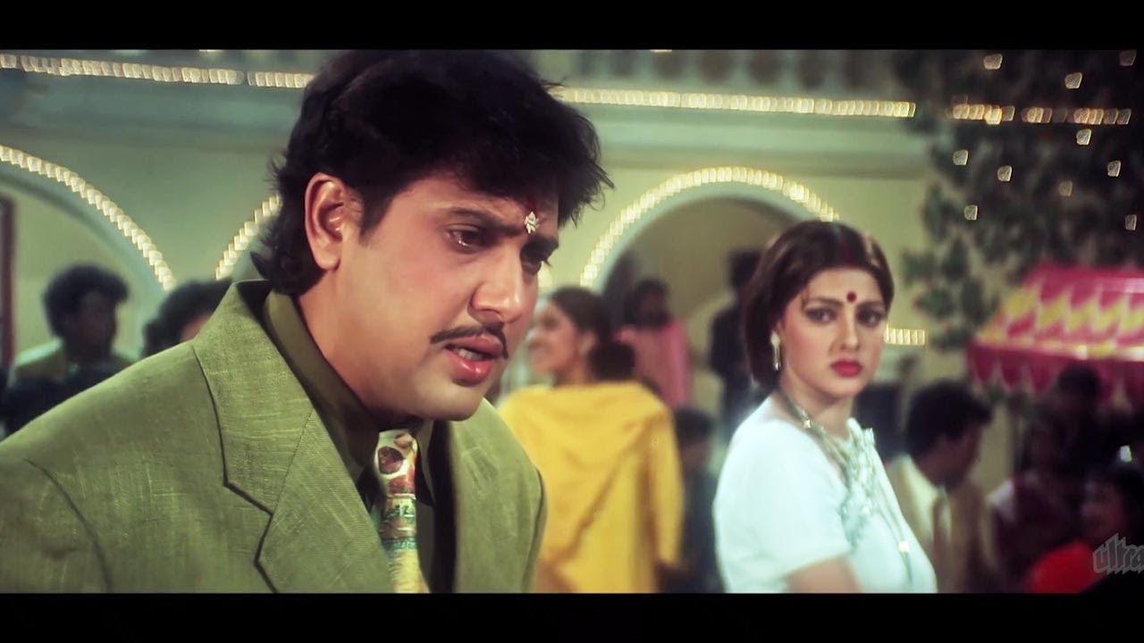 तुम्ही ने मेरी ज़िन्दगी ख़राब की है 4K - ममता कुलकर्णी - गोविंदा - बाबुल सुप्रियो - Bollywood 4K Song
