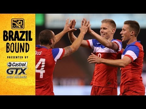 USMNT defeat Azerbaijan 2-0 in opening World Cup 'Send-Off' game | Brazil Bound on Location