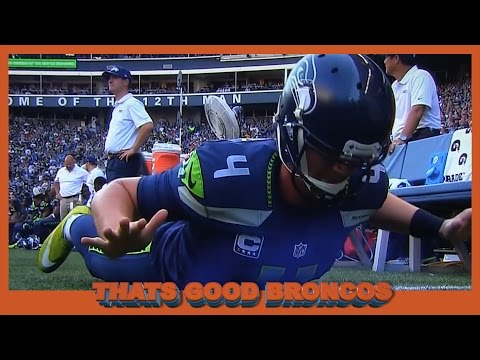 Broncos vs Seahawks Throwback Thursday