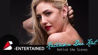 BLOSS Behind The Scenes: Januarie - April 2019 Cover Shoot - Katinka die Kat