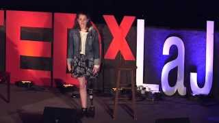 Embracing life's challenges: Breezy Bochenek at TEDxLaJolla