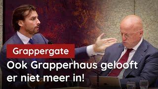 Baudet legt genadeloos bloot: Grapperhaus gelooft NIET in eigen Coronaregels!