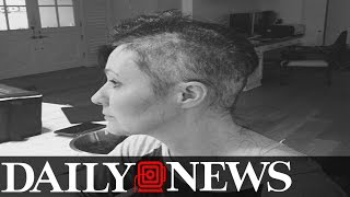 Shannen Doherty Shaves Head Amid Fight With Breast Cancer