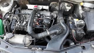 Motor Xud9 Berlingo Soplando