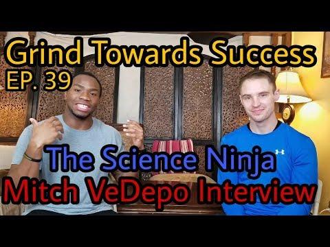 American Ninja Warrior Mitch VeDepo Interview | Grind Towards Success EP. 39
