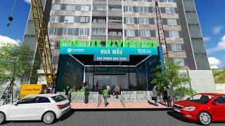 Lễ mở bán Dự án EcoLife Riverside Quy Nhơn - 3d by BDtube