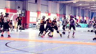 Tyne and Fear vs Lincolnshire Rolling Thunder