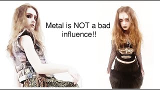 Dear Unsupportive/Religiously Concerned Parents of Metalheads