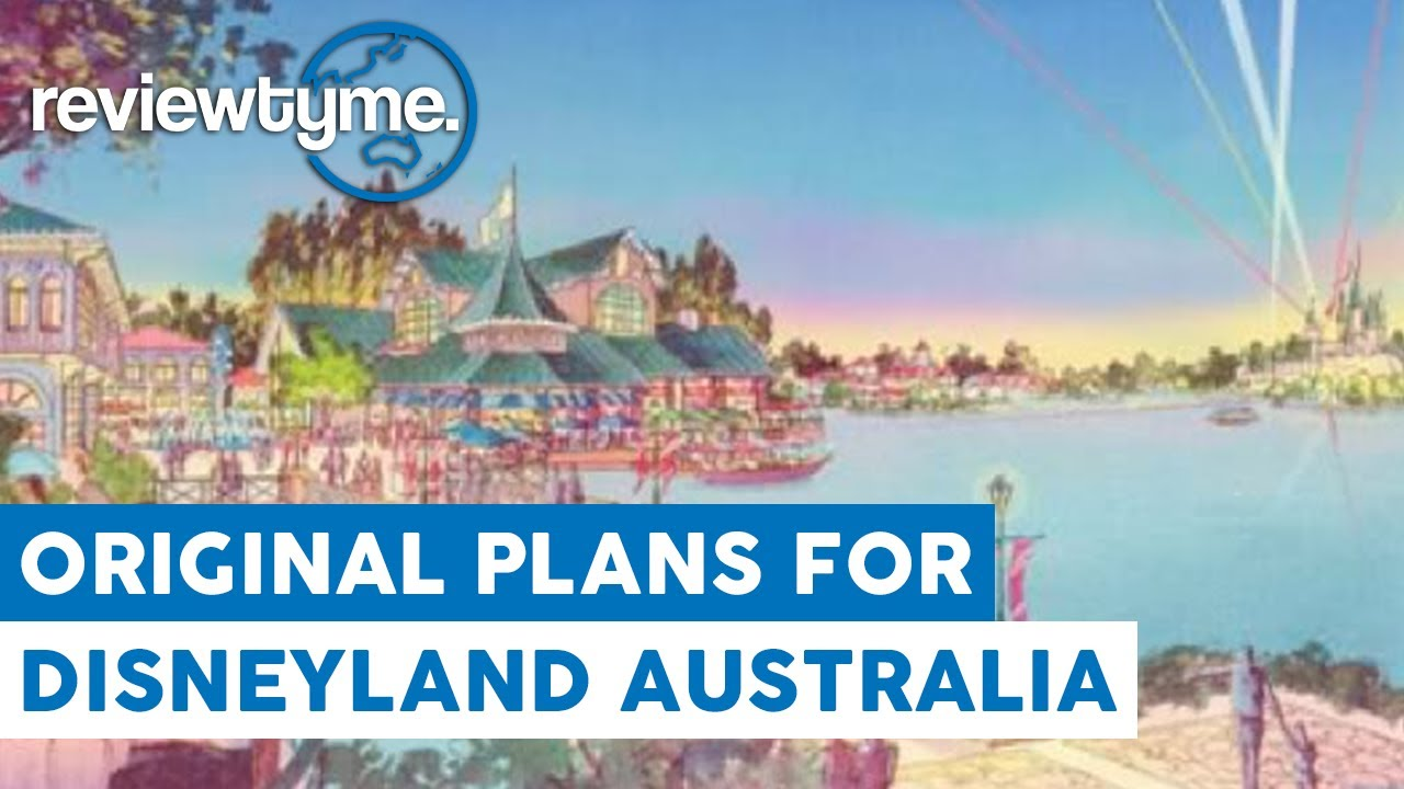 Were there plans by Disney to build a Disneyland Australia ...