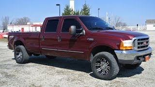 1999 Ford F-250 Super Duty XLT For Sale Dealer Dayton Troy Piqua Sidney Ohio | CP13873T