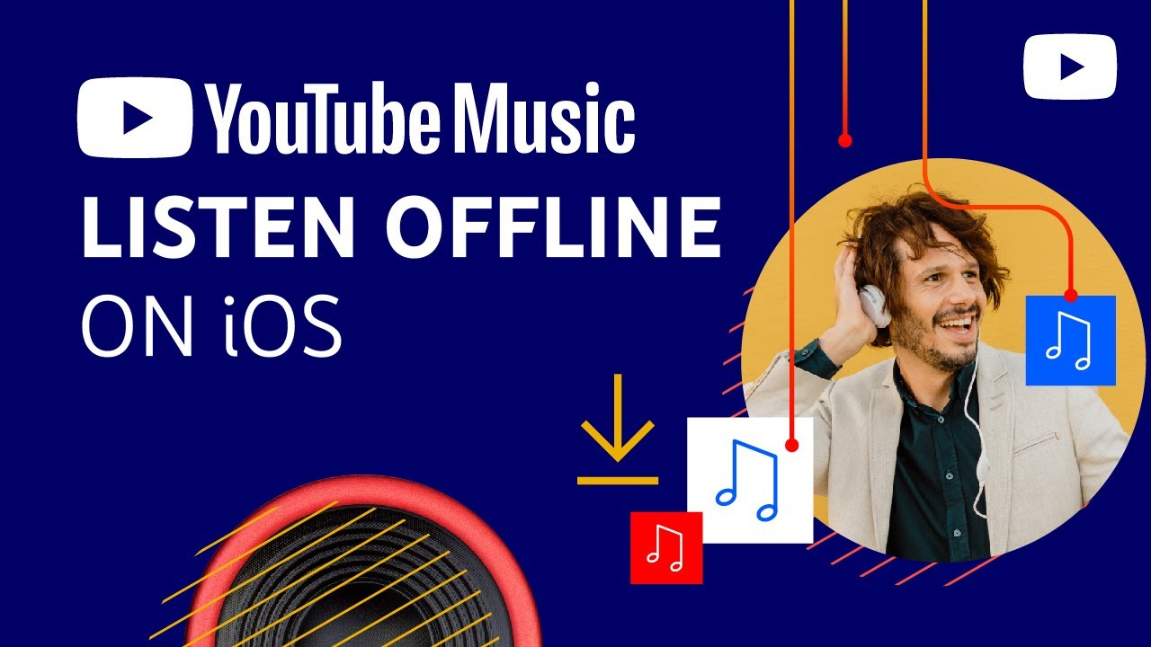 Download Music To Listen Offline With Youtube Music Ios Youtube