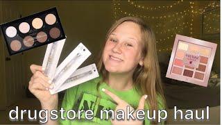 huge-drugstore-makeup-haul