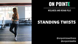 Standing Twists