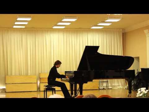Венгерская рапсодия № 8 Фа-диез минор - Ф. Лист (Миша Дихтер) - слушать онлайн