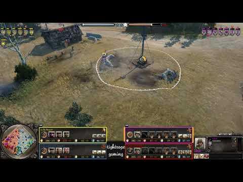 COH2 4v4 (Insane Game) [c.B] vs RUKA