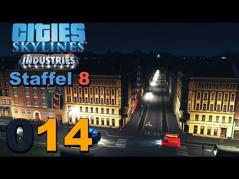 Notgenerator 🌇 [S8|014] Let's Play Cities Skylines Industries DLC |