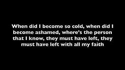 NF- Paralyzed Lyrics