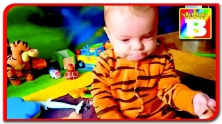 Funny babies are the hardest try not to laugh challenge. Super funny baby Anabella Show