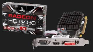 xfx ati radeon hd 5450 512mb low profile graphics card review