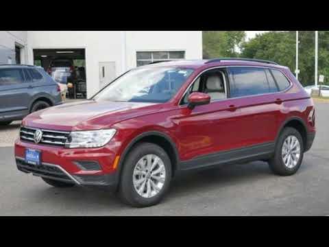 New 2019 Volkswagen Tiguan Saint Paul MN Minneapolis, MN #92442