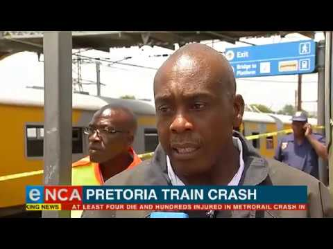 UPDATE | Pretoria train crash