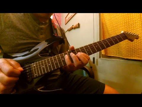 Brighteye Brison - The Grand Event (Guitar Solo Cover)