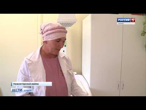 "В Крыму реализуют программу ""Земский доктор"""