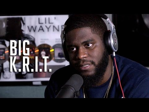 BIG K.R.I.T. goes in on Ebro in the Morning!