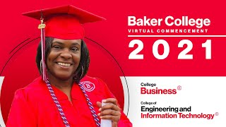 BC '21 Colleges of Business and Engineering \u0026 Information Technology Virtual Commencement Ceremony