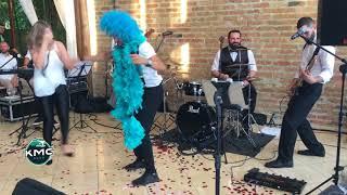 Roda Roda Vira - Mamonas Assassinas | KMC BAND | Banda Para Festa de Casamentos