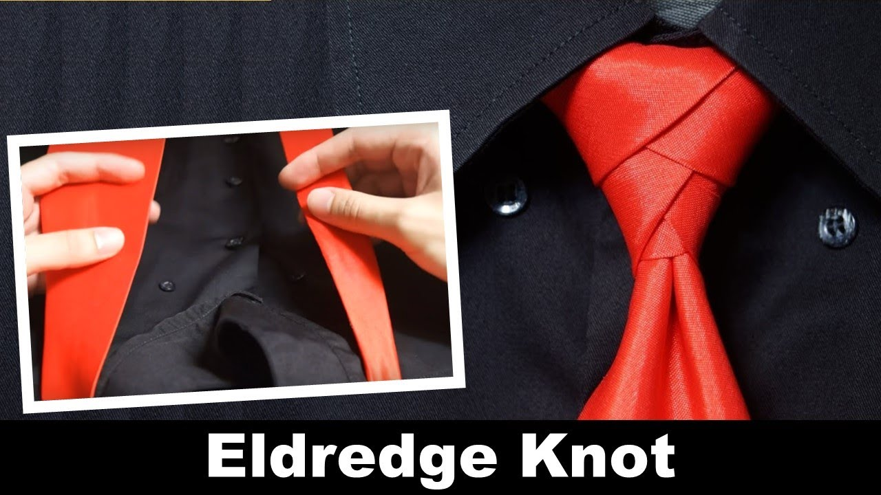 How to tie eldredge knot youtube how to tie eldredge knot ccuart Image collections