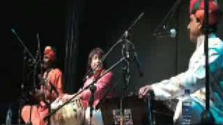 "Amrat Hussain Gipsy Trio - ""Indian Reggae"" - Indian/ Rajasthan and Jamaican Musics"