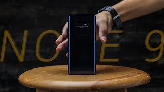 Samsung Galaxy Note 9 review | كامل الأوصاف