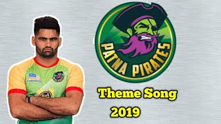 Patna pirates theme song 2019 season 7 ,full team and starting 7 players,new theme anthem title song