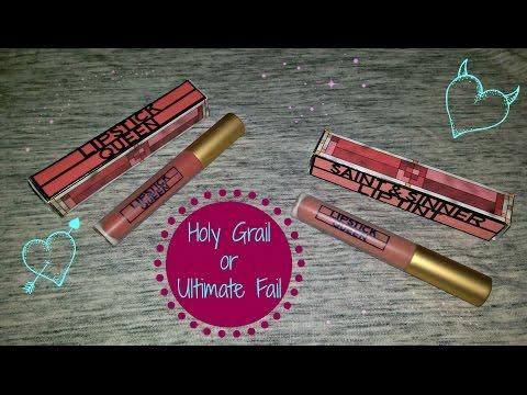 Lipstick Queen Saint + Sinner Lip Tint | Review