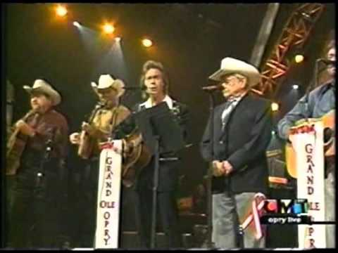 She's looking at me Ralph Stanley Jim Lauderdale