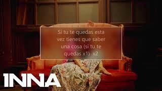 Inna - Gitana Lyrics Resimi