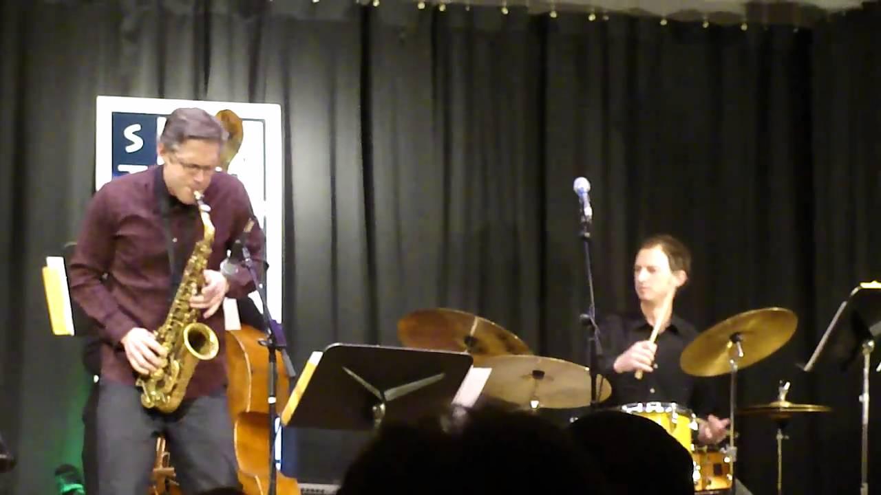 Dave Pietro Quartet  Scarborough Fair (sax solo)